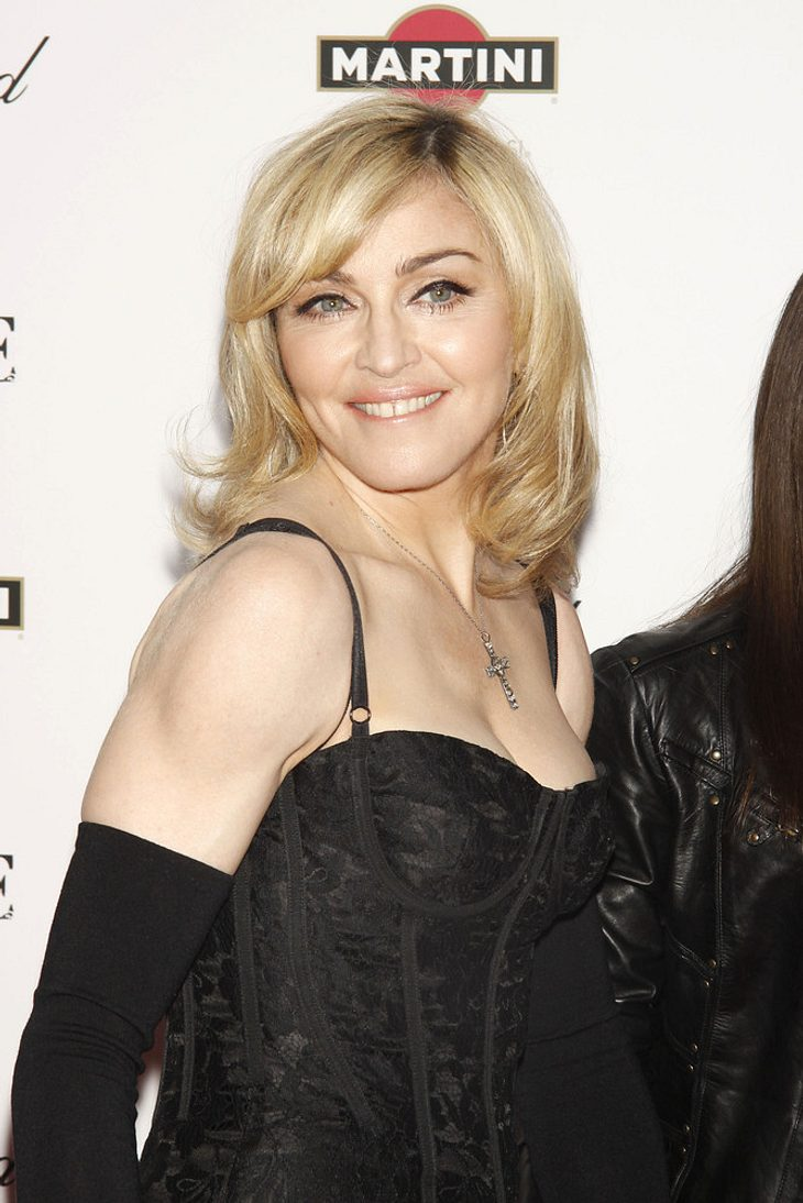 Madonna macht Mode mit ihrer Tochter