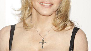 Madonna und Jesus Luz zusammen in Brasilien
