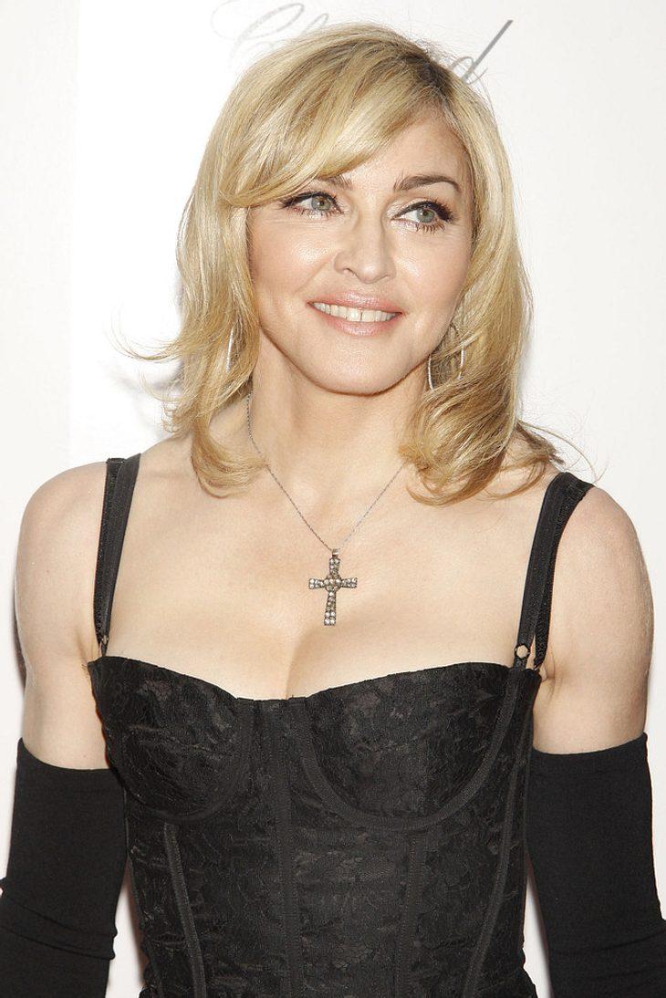 Madonnas Manager dementiert Tour-Gerüchte