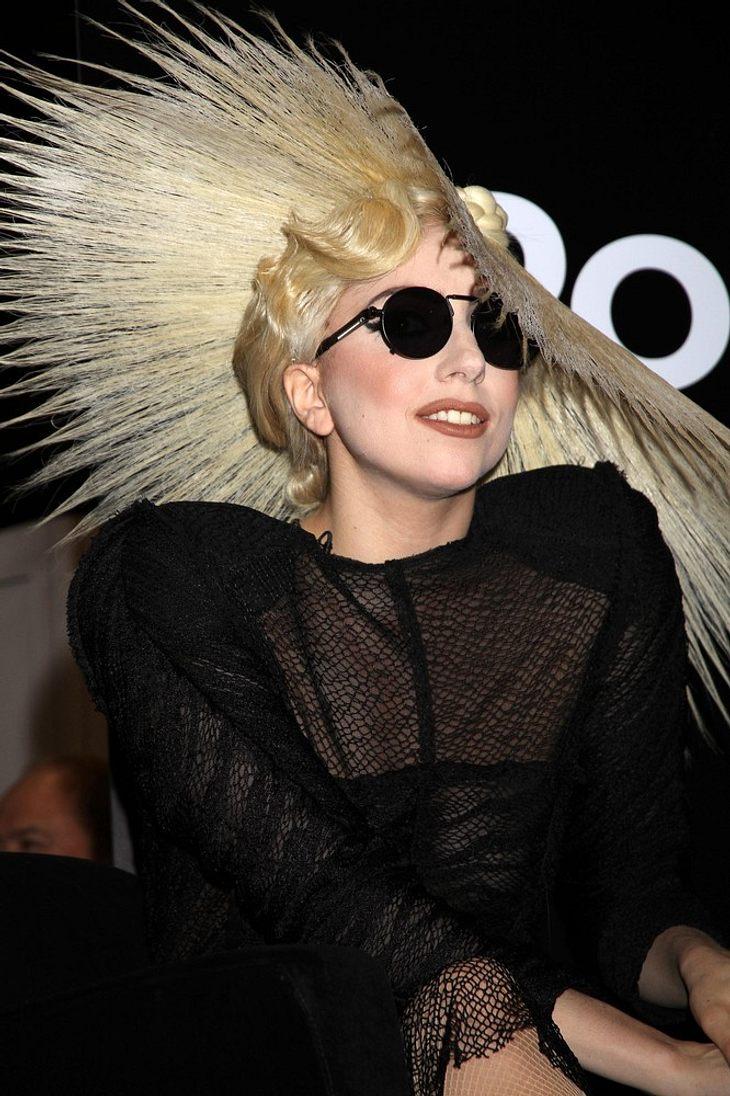 Erkrankt: Lady Gaga sagt Gig ab