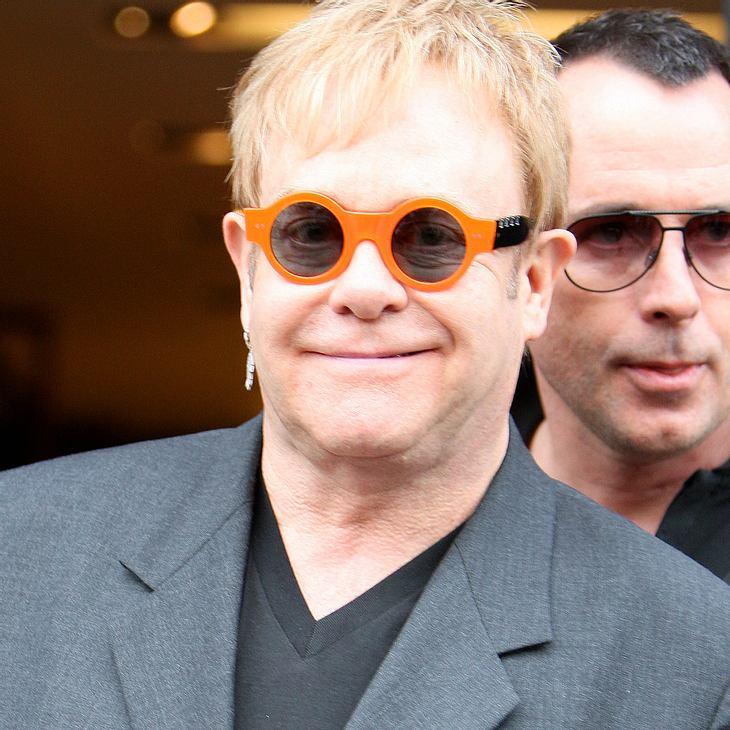 Elton John: Fiese Lästereien über Madonna