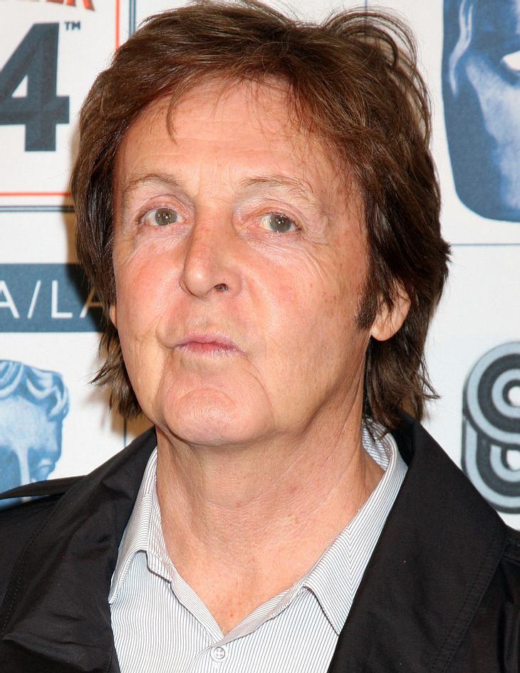 Paul McCartney unterstützt umweltfreundliche Festival-Initiative
