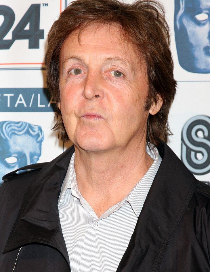 Paul McCartneys Festival-Tribut an Jimi Hendrix