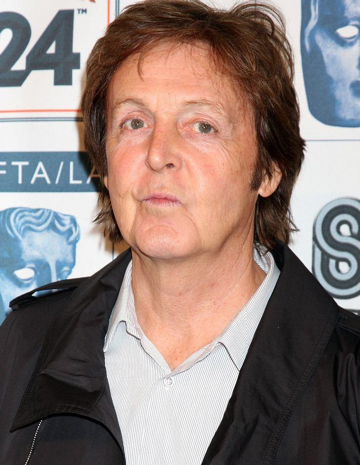 Paul McCartney lehnt Po-Autogramm ab