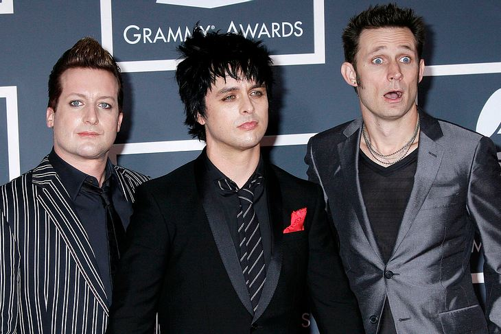 """Green Day nehmen """"American Idiot"""" mit Broadway-Besetzung neu auf"""