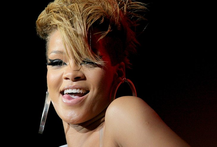 Rihanna will mit Mark Ronson arbeiten
