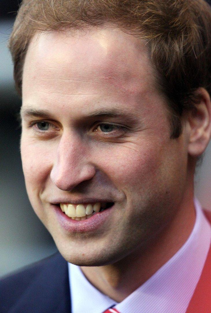 """Prinz William: Baby-Bericht """"nicht wahr"""""""