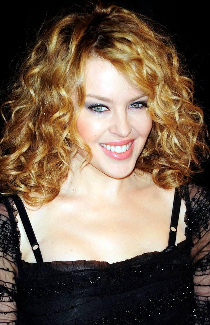 Kylie Minogues Baby-Pläne