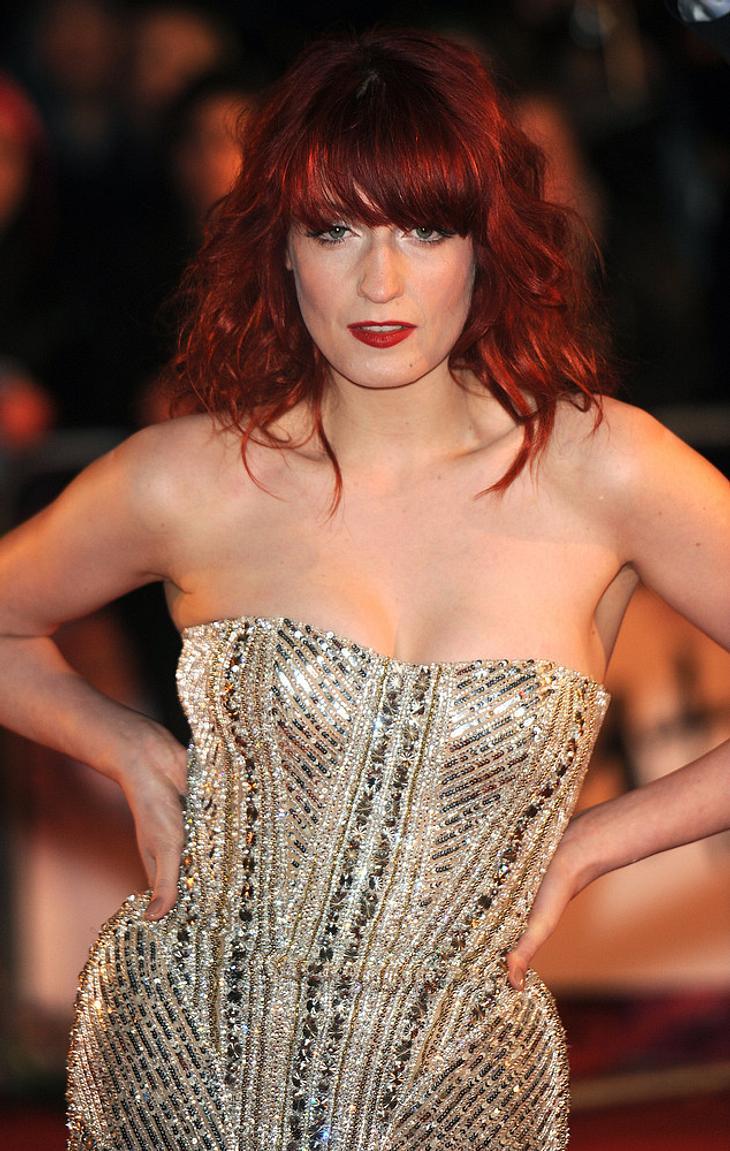 Florence And The Machine und Kasabian für Mojo Awards nominiert