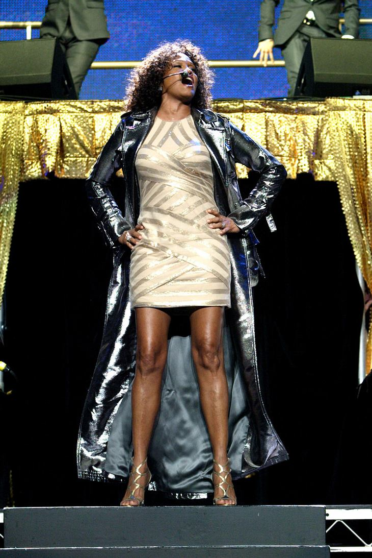 Whitney Houston aus Krankenhaus entlassen