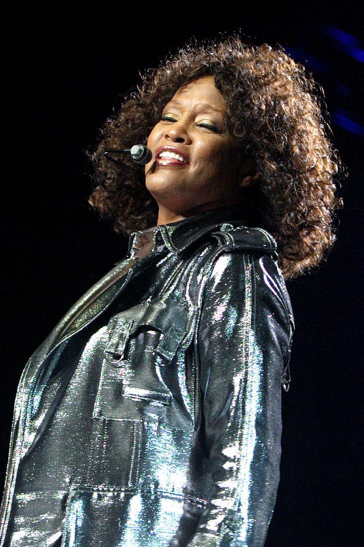 Whitney Houston: Auch bei ihrer Beerdigung schauten Millionen zu