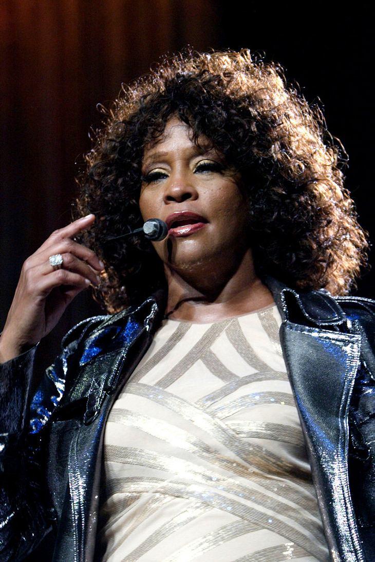 Whitney Houston: Zurück zum Ex?