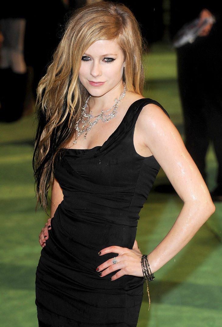 Avril Lavigne: Friedliche Scheidung