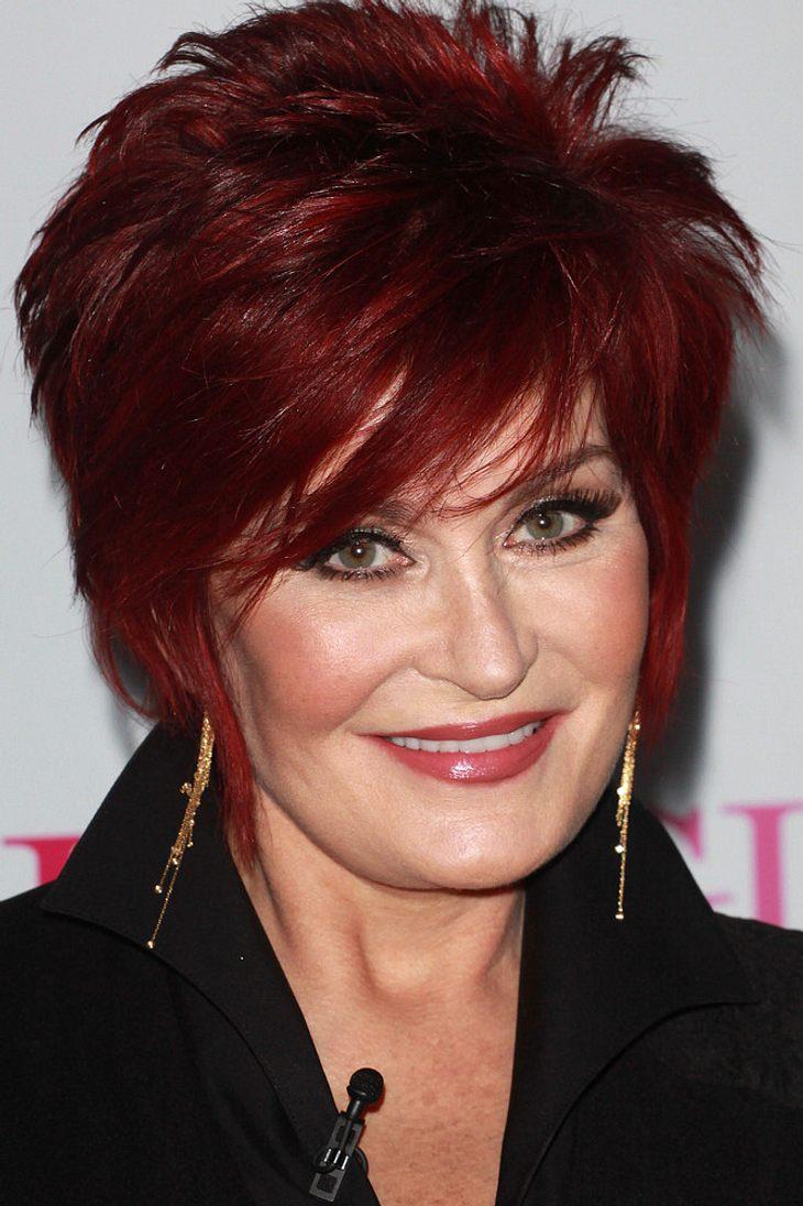 """Sharon Osbourne: """"Kelly ist zu jung zum Heiraten"""""""