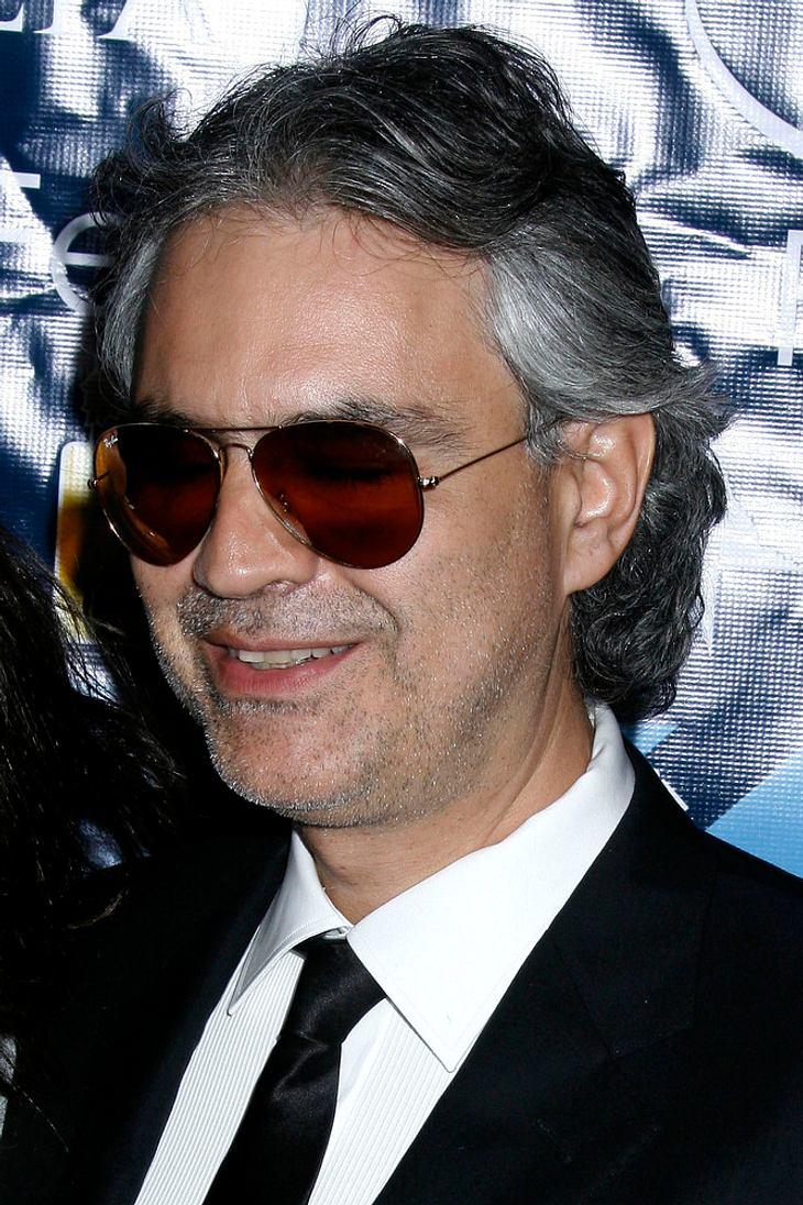 Andrea Bocelli & Bryan Adams Headliner bei WM-Konzert