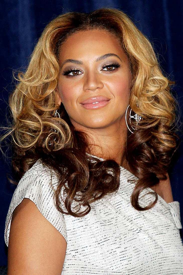 Beyonce für Tom Ford auf dem Laufsteg