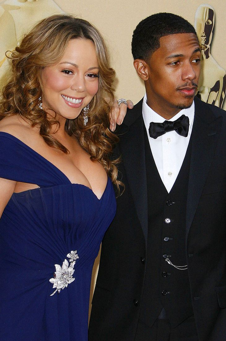 Nick Cannon schenkt Mariah Carey Porsche zum 40.
