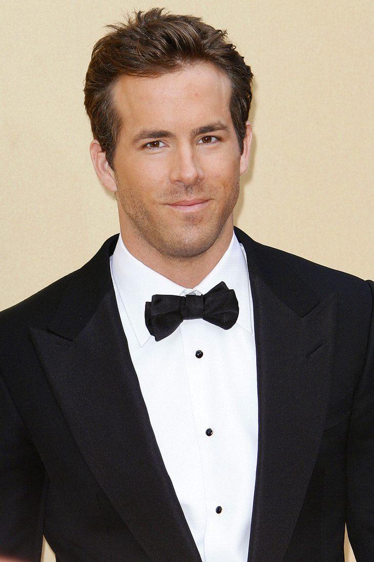 Ryan Reynolds dementiert Adoptions-Gerüchte