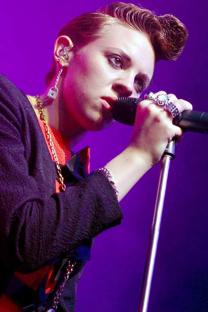 La Roux-Sängerin staunt über Erfolg