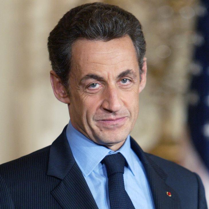 """Nicolas Sarkozy gratuliert zum Erfolg von """"The Artist"""""""