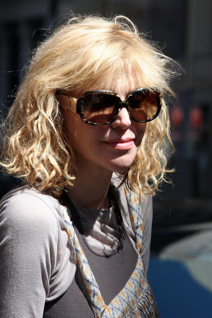 Courtney Loves Manager dementiert Berichte über Pattinson als Cobain