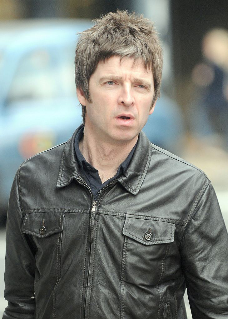 Noel Gallagher sauer auf englisches Nationalteam