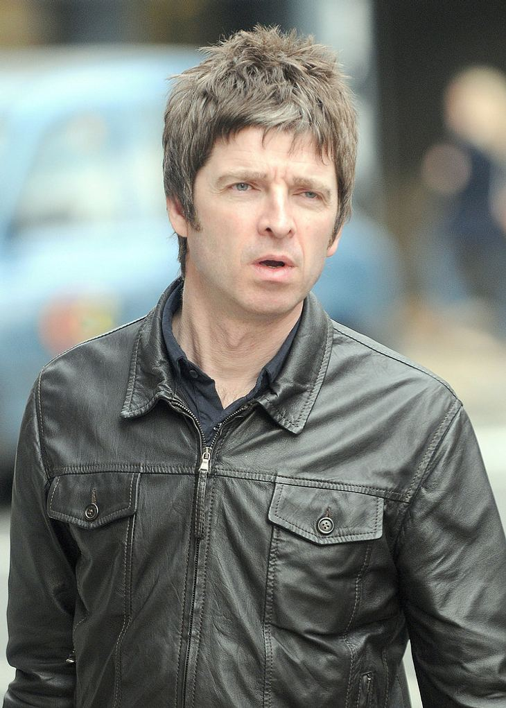 Noel Gallagher trommelt für Paul Weller