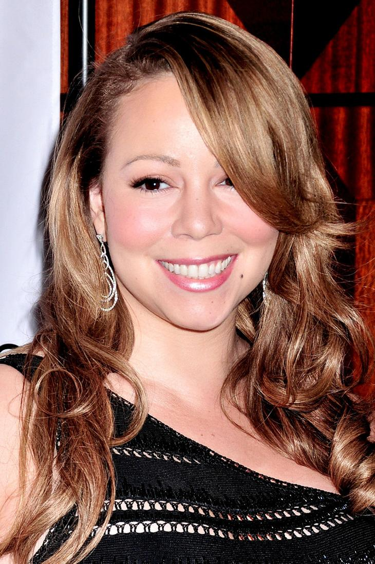 Mariah Carey böse verbrannt