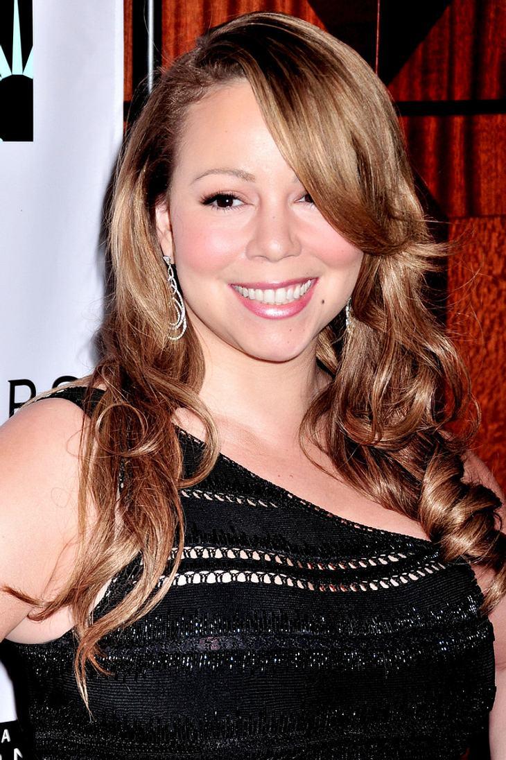 Mariah Carey äußert sich zu Baby-Gerüchten