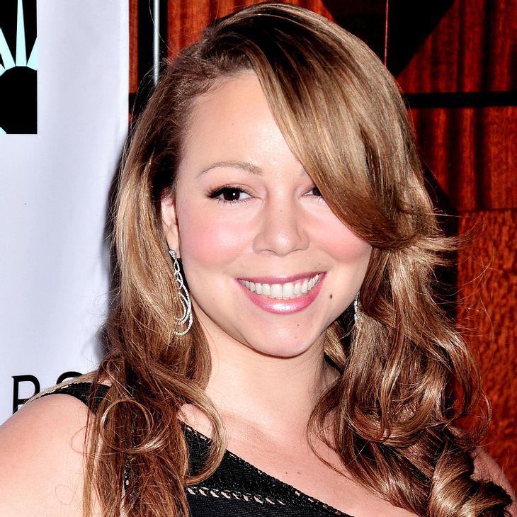 """Mariah Carey macht """"X-Factor"""""""