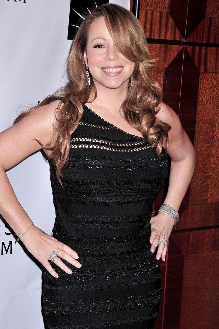 Mariah Carey: Obst-Gelüste