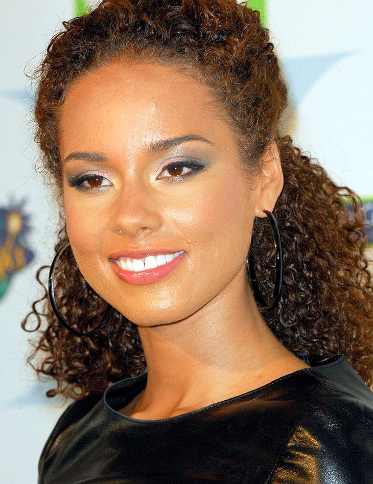 Alicia Keys schreibt Songs auf ihrem Handy