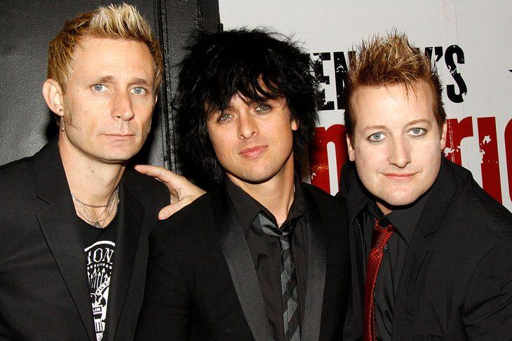 Green Day verblüffen Theaterbesucher mit Überraschungs-Set