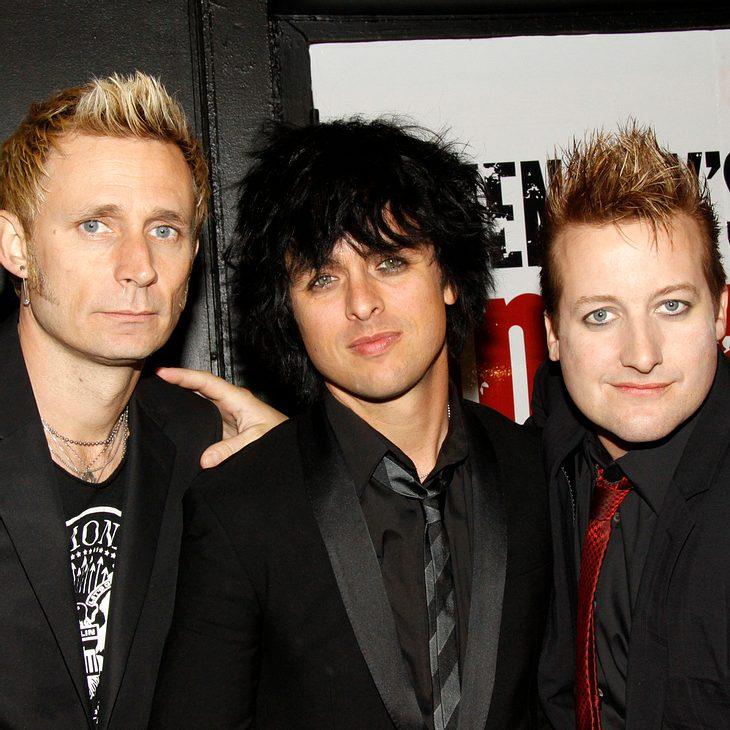 Green Day überraschen Fans mit neuen Songs