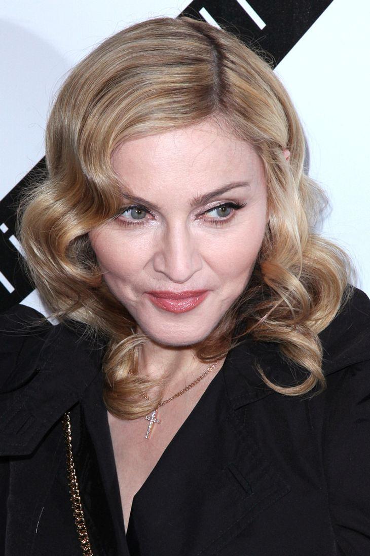 Madonna plant keine OP