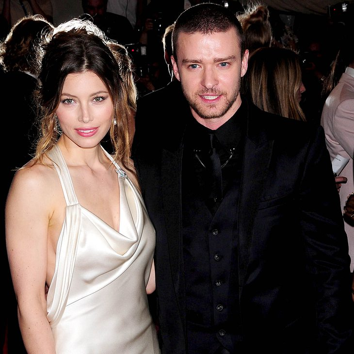 Jessica Biel und Justin Timberlake: Schon verheiratet?