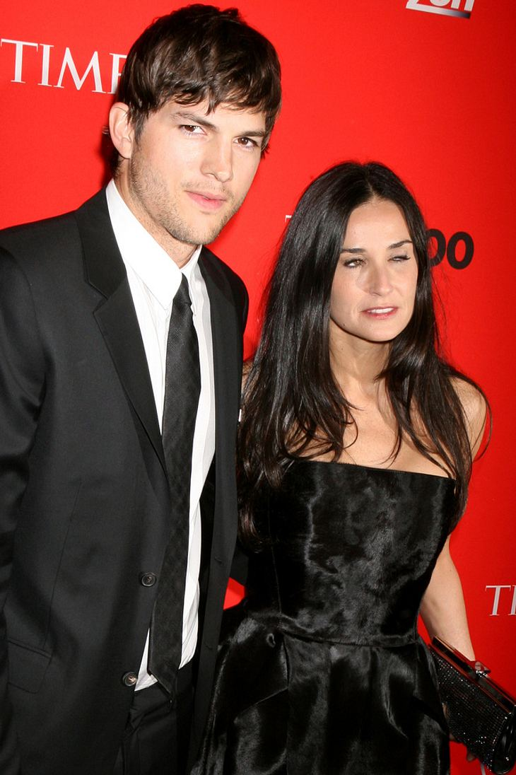 Ashton Kutcher & Demi Moore beim Dirty Dancing mit Snoop Dogg