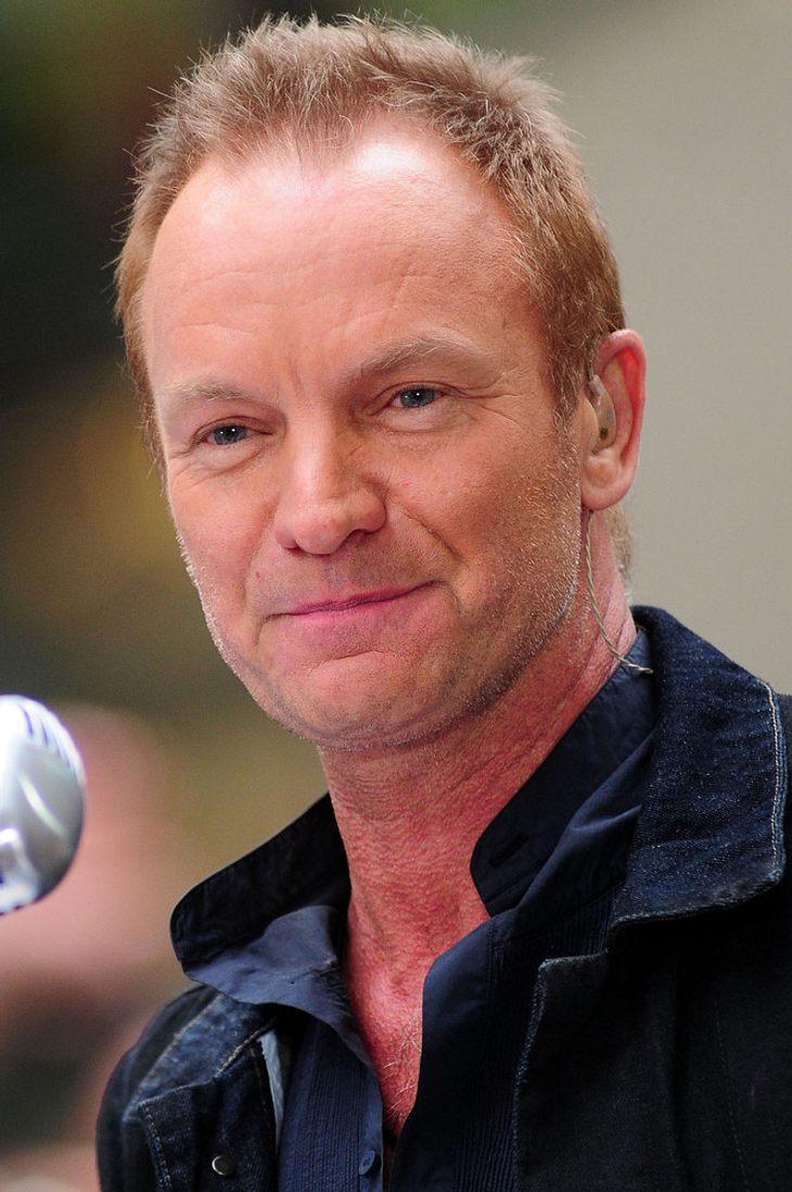 Sting performt beim Echo Klassik