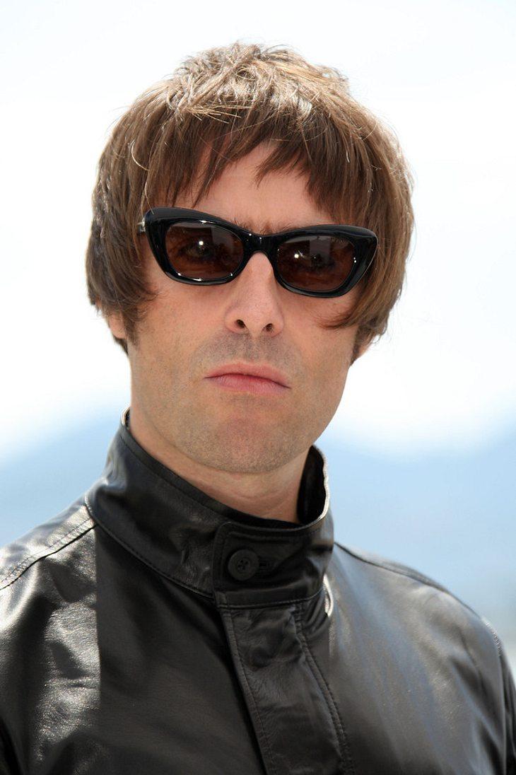 Liam Gallaghers neue Band nimmt Soundtrack zu Beatles-Film auf