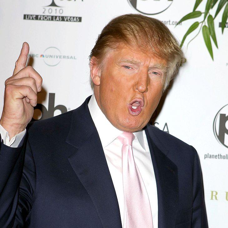 Hat Donald Trump sein glückliches Händchen verloren?