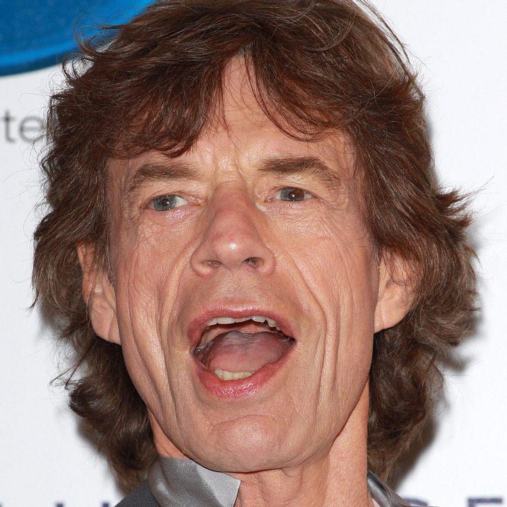 Mick Jagger: Soloalbum mit Dave Stewart