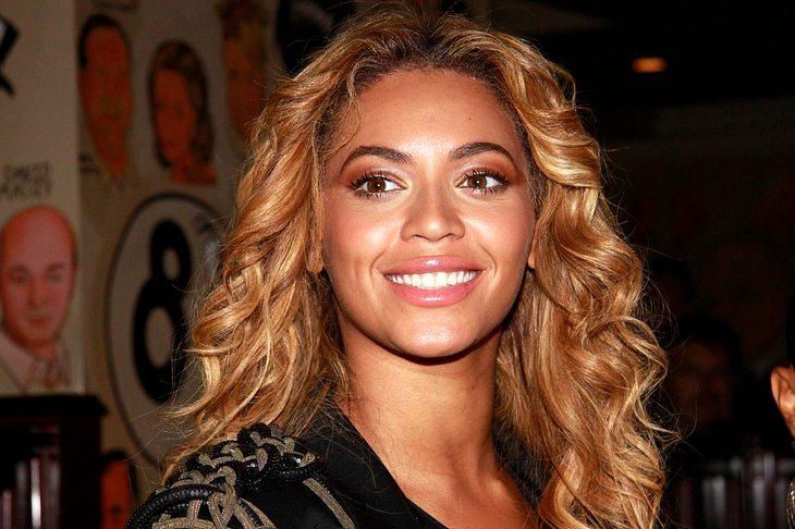 Beyonce springt dem Tod von der Schippe