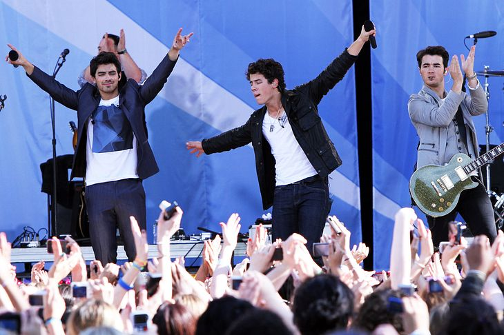 Jonas Brothers verkaufen kaum noch Tickets