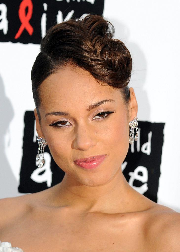 Alicia Keys ist nun auch verheiratet - das Baby kann also kommen