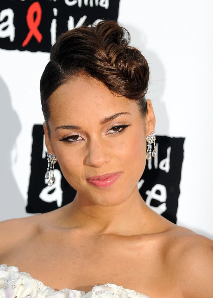 Alicia Keys und Usher Favoriten auf Soul Train Awards