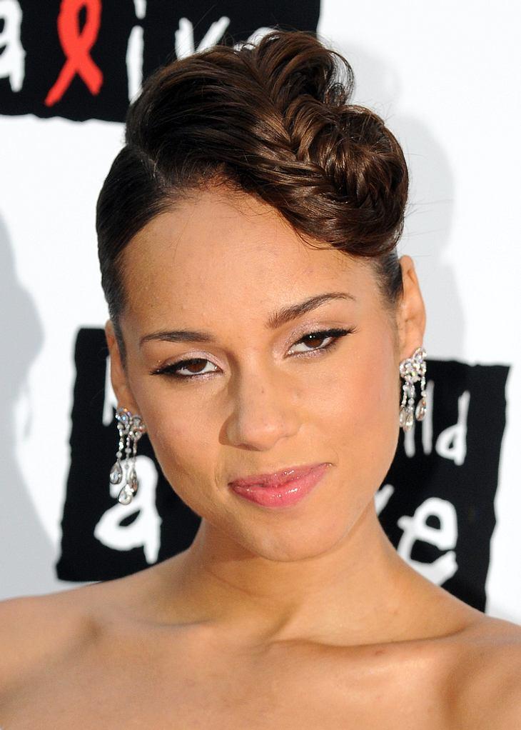 Alicia Keys räumt bei Soul Train Awards ab