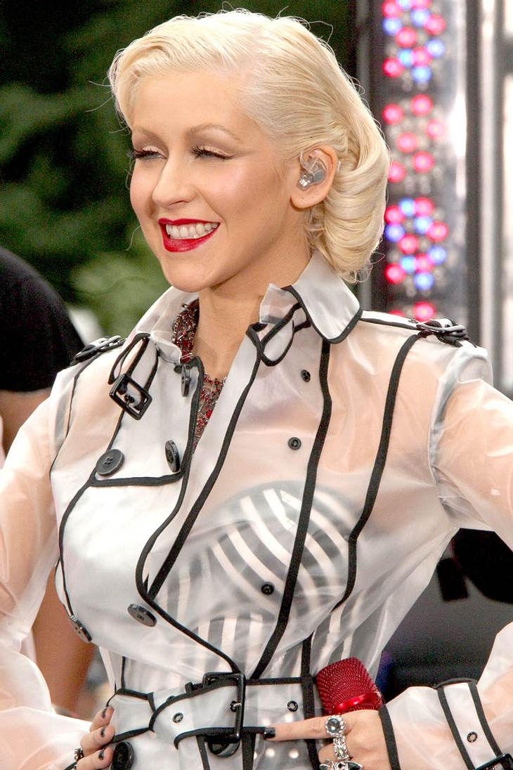 """Christina Aguilera und Eminem bei """"Entourage"""""""