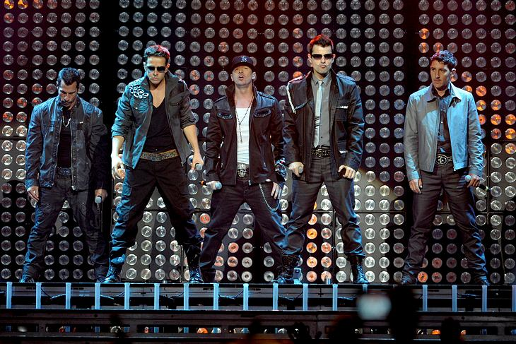 New Kids und Backstreet Boys planen Tournee