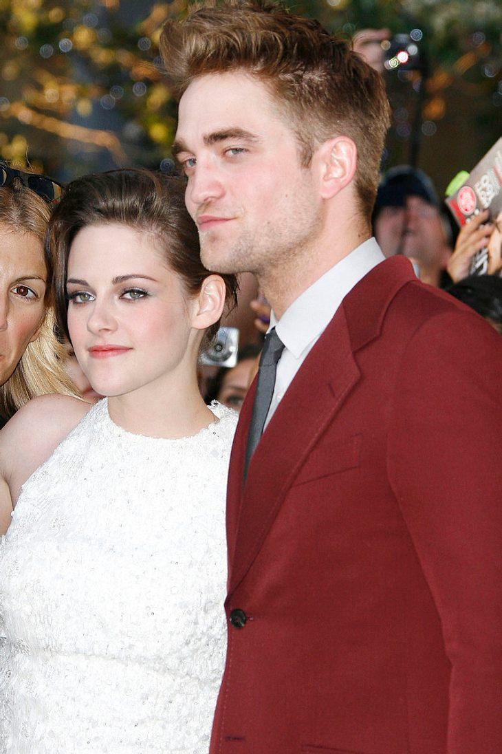Es ist offiziell: Robert Pattinson und Kristen Stewart sind ein Paar