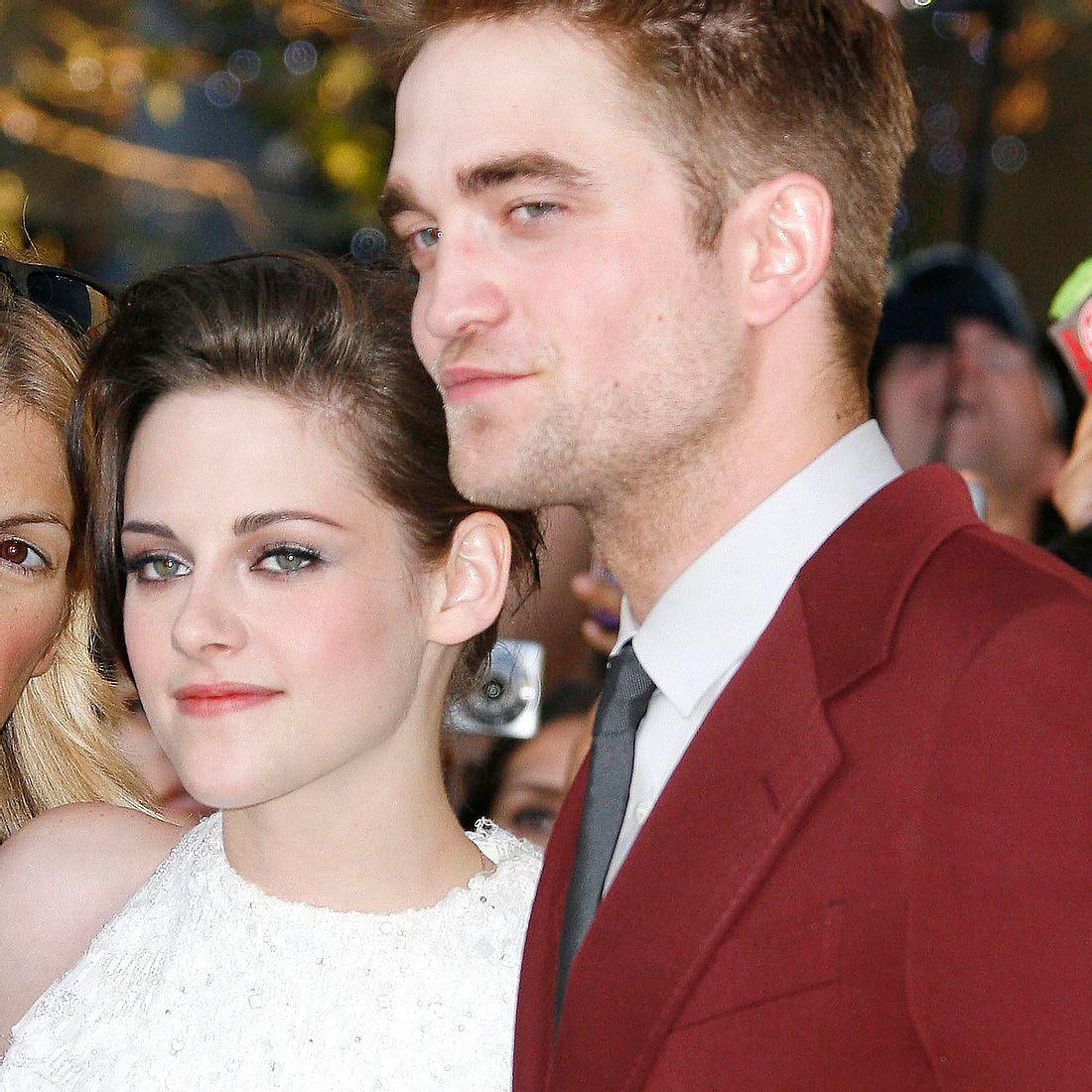 Kristen Stewart bestätigt Beziehung mit Robert Pattinson